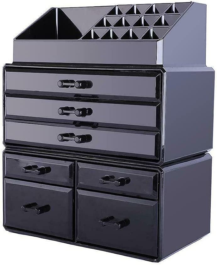 7 Sales for sale Drawers Acrylic Cosmetic Makeup Ranking TOP7 Organizer Bo Storage Jewelry