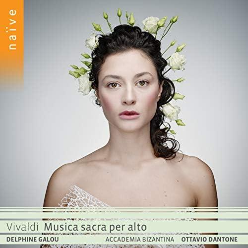 Delphine Galou, Accademia Bizantina, Ottavio Dantone