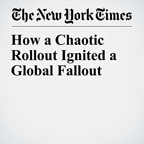 How a Chaotic Rollout Ignited a Global Fallout copertina