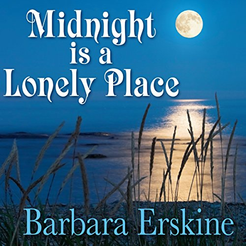 Midnight Is a Lonely Place audiobook cover art