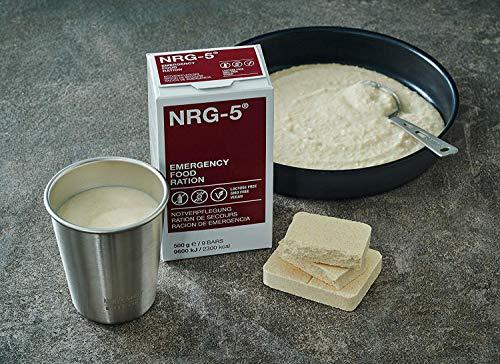 Notverpflegung NRG-5 Notration 9 Riegel - 2