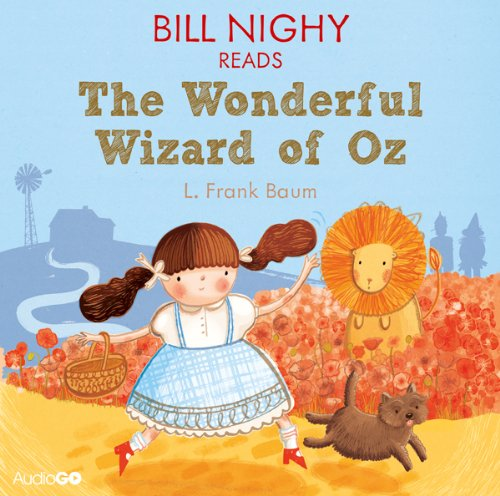 Bill Nighy reads The Wonderful Wizard of Oz (Famous Fiction) audiobook cover art