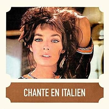 Marie Laforêt chante en Italien