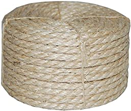 "3/8"" X 100' Sisal Rope CAT SCRATCHING POST other uses"