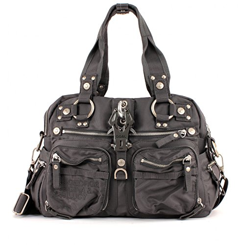 GEORGE GINA & LUCY Double B Tasche One Size dunkelgrau