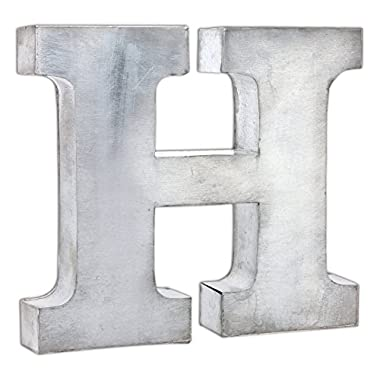The Country House Collection Tin Letters (H)