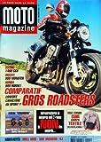 MOTO MAGAZINE [No 192] du 01/11/2002 - COMPARATIF GROS ROADSTERS - CONFORT CARACTERE OU SPORT - SUZUKI 1400 GSX - DUCATI 900...
