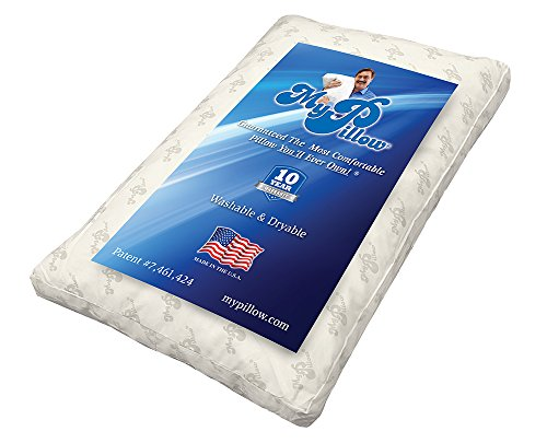 MyPillow Premium Series [King, Extra Firm Fill] Available in 4 Loft Levels