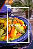 couscous: Eat Be Healthy Meal , A Daily Food and Exercise Journal to Help You Become the Best Version of Yourself(120 page 9*6 inch )