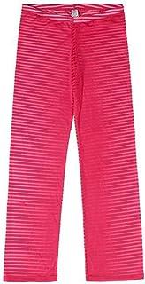 Men's Mesh Stripe Pajamas Bottoms See-Through Long Pants Comfortable Loose Homewear Lounge Pants Sexy Nightwear Underwear ...
