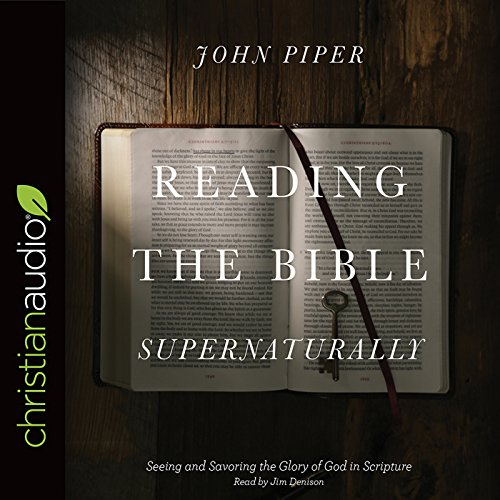 Reading the Bible Supernaturally audiobook cover art