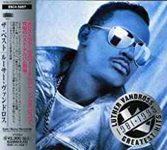 Luther Vandross - Greatest Hits 1981-1995