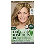 Clairol Natural Instincts Semi-Permanent Hair Dye, 8A...