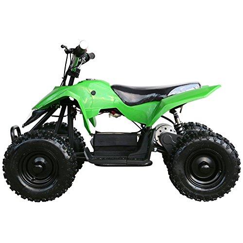 ZXTDR Kids Electric ATV 4 Four Wheelers...