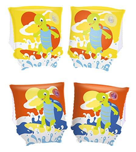 Bestway Schwimmflügel Schildkröte für Kinder 3-6 Jahre, sortiert
