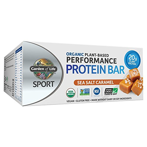 Garden of Life Protein Bars