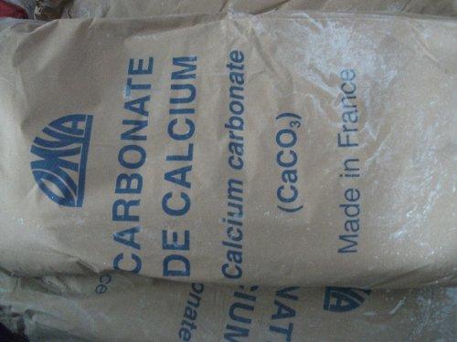 Originalsack-25 kg Champagner-Kreide naturweiß