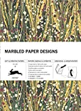 Marbled Paper Designs: Gift & Creative Paper Book Vol 102 (Gift & creative papers (102))...