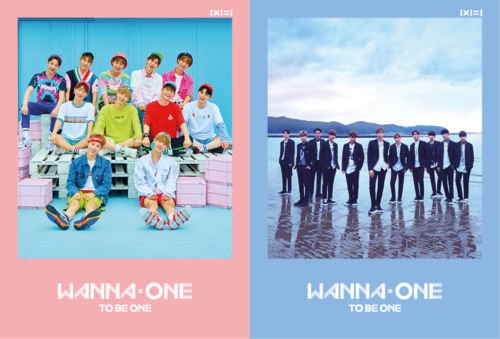 YMC Entertainment Wanna One - 1X1=1 To Be One (1St Mini Album) [Random Ver.] Cd+Flip Book+Cover Card+Photocard+Free Gift