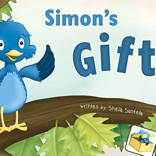 Simon's Gift audiobook cover art