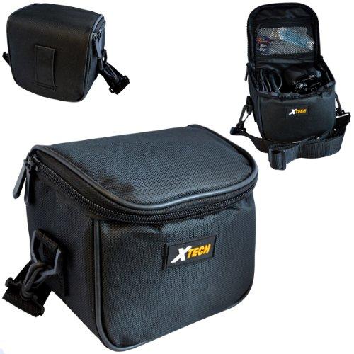 HeroFiber Nikon COOLPIX B500 Wi-Fi, NFC Digital Camera w/40x Zoom & HD Video (Plum) - International Version (No Warranty) + 4 AA Batteries with Charger + 10pc 32GB DLX Accessory Kit w Cleaning Cloth