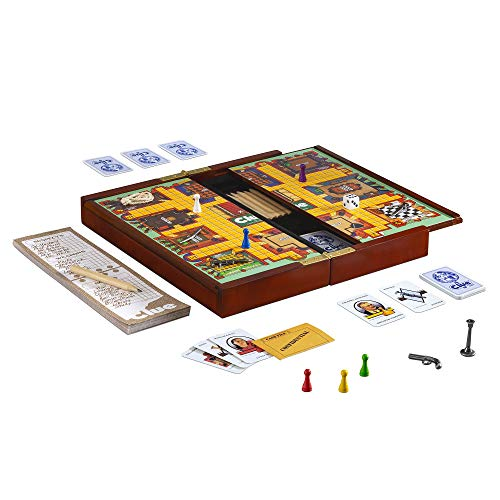 Clue Deluxe Travel Edition