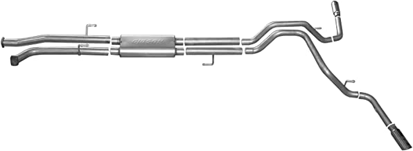 Gibson 67501 Stainless Steel Dual Extreme Cat-Back Exhaust System
