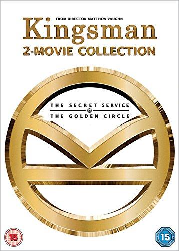 Kingsman 1-2 Double Pack DVD [Italia]