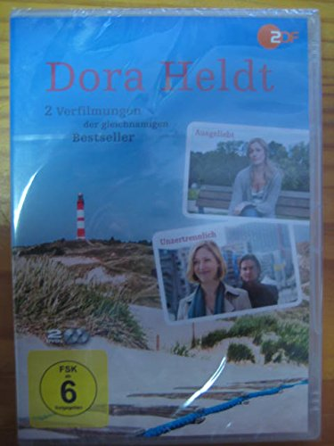 Dora Heldt - Asgeliebt , Unzertrennlich ( 2 Verfilmungen der gleichnamigen Besteller )