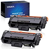 Wewant Toner D116L Reemplazo para Samsung MLT-D116L D116S Cartucho de Tóner Compatible con Samsung SL M2825 M2825ND M2825DW M2835DW M2675 M2625 M2626 M2676 M2826 M2826ND M2875 M2876 M2885, 2 Negro