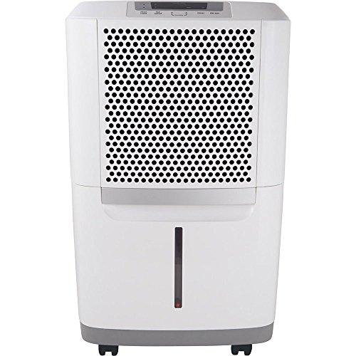 Frigidaire FAD504DWDE 50 Pint Capacity Dehumidifier, White (Renewed)