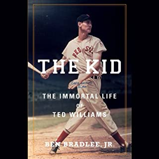 The Kid     The Immortal Life of Ted Williams              By:                                                                                                                                 Ben Bradlee Jr.                               Narrated by:                                                                                                                                 Dave Mallow                      Length: 35 hrs and 14 mins     102 ratings     Overall 4.5