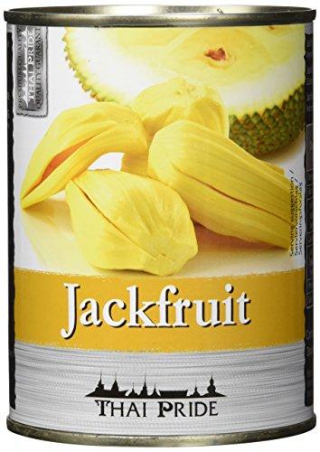 Thai Pride Jackfruit stark gezuckert, 6er Pack (6 x 565 g)