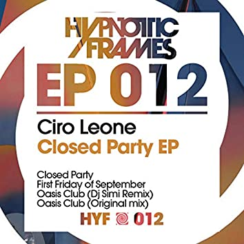 Closed Party EP