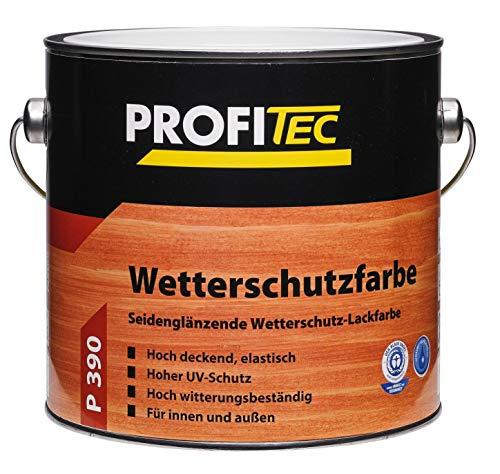 Profitec P 390 Wetterschutzfarbe 2,5L (Braun)