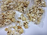 600 Beutel Bussy Popcorn karneval Fasching Wurfmaterial a 8g Mini Saison Popcorn -