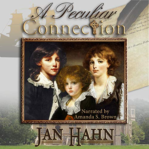 A Peculiar Connection Audiobook By Jan Hahn cover art