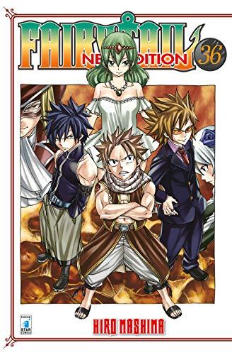 Fairy Tail. New edition. Nuova ediz. (Vol. 36)