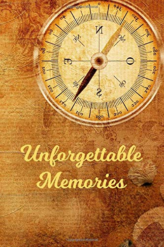 Unforgettable Memories: One Line A Day Journal Three Years | Mother's Memory Book | Undated Three Year Memoir Lined Diary | Track Your Life One Line A Day