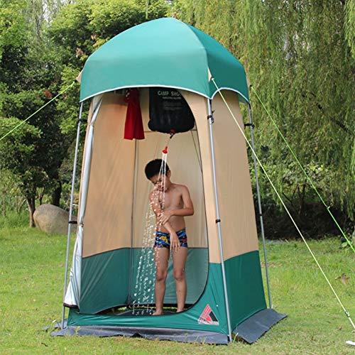 FDSEP Ankleiden Baden Dusche Zelt lichtdicht Outdoor Mobile Toilette Ankleidezimmer Camping Angeln regendicht UV-Schutz