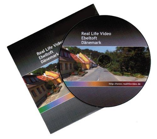 Real Life Video - Ebeltoft (für TacX, Daum, Kettler, CycleOps und Cyclus 2)