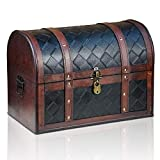 Brynnberg Caja de Madera Watson 38x23x27cm - Cofre del