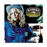 Pop Queen Madonna Ciccone Musique L'Album Couverture Toile Poster Décoration Murale Impression Peinture pour Salon Chambre Décoration Sans Cadre 30 x 30 cm