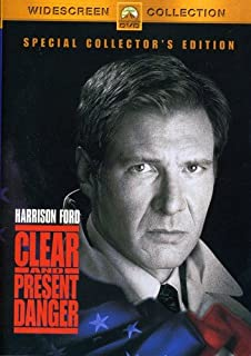 Clear and Present Danger (Special Collector`s Edition)