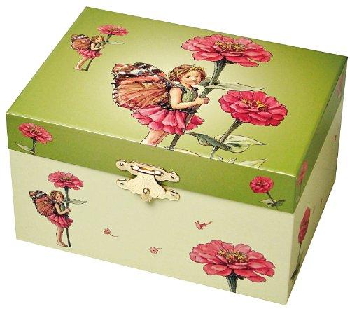 Trousselier 50108 - Spieluhr Flower Fairy Zinia (Spieldose, Musikdose, Spieluhren)