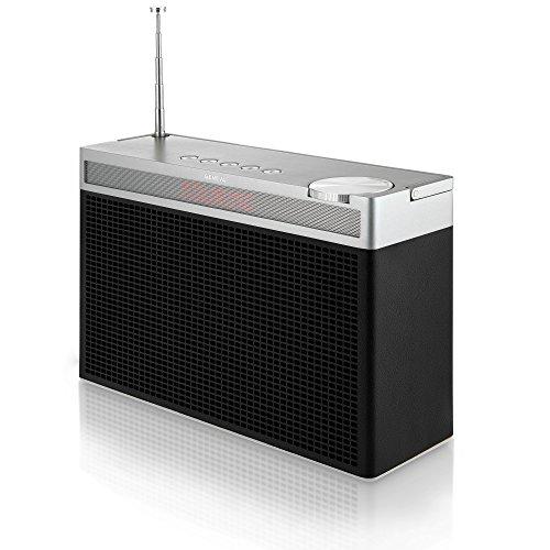 Geneva Touring L (FM/DAB+) Portable Hi-Fi Lautsprecher mit Bluetooth - Schwarz