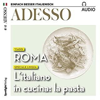 Couverture de ADESSO Audio - Roma. 12/2018