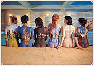 Pink Floyd Back Catalogue Music Album Cover Poster 36x24 inch