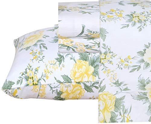 Ruvanti 100% Cotton Bed Sheets