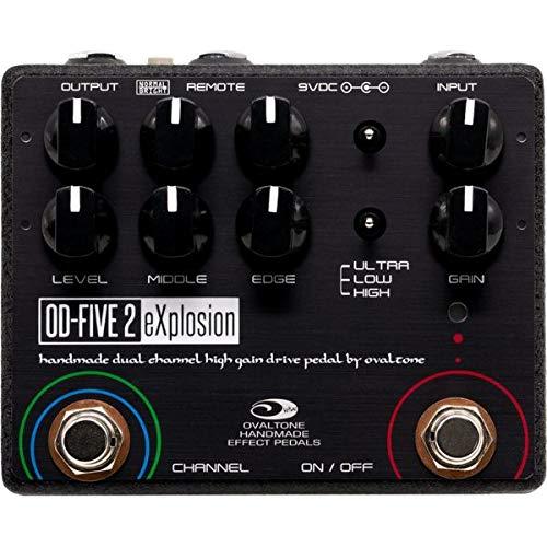 Ovaltone OD-FIVE 2 eXplosion オーバードライブ/ディストーション